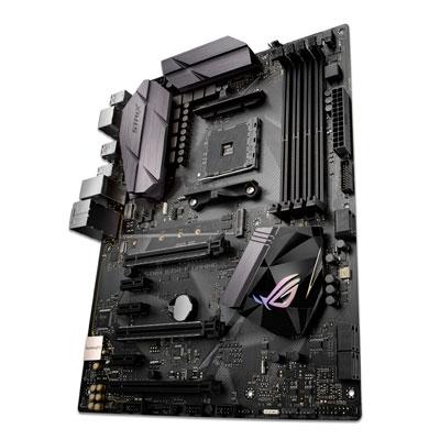دانلود فایل فریمور مادربرد ایسوس ASUS ROG Strix B350-F Gaming