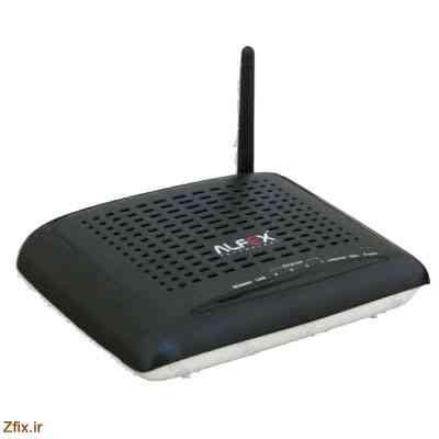 دانلود فریمورمودم الفکس ALFEX Wireless 4port